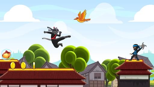 Awesome Ninja Cat