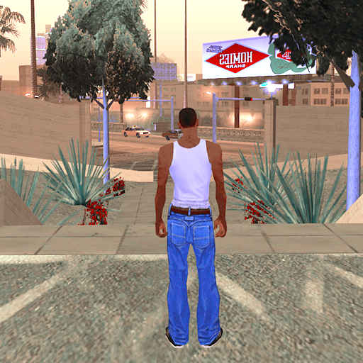 Mods Codes for GTA San Andreas 1.0.1 screenshots 6