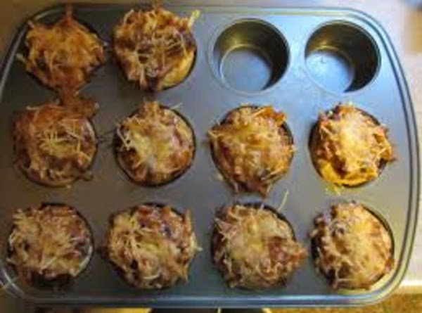 Stuffed Biscuit Cups Recipe