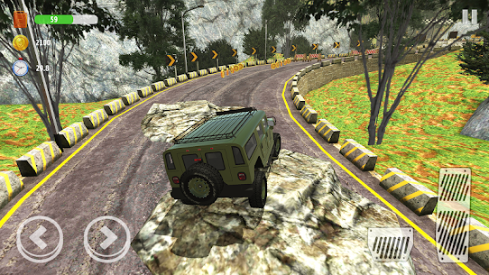 Offroad Madness Mod Apk Download For Android and Iphone 5