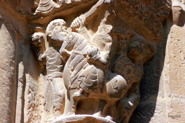 Arte y religión islámicos en el contexto románico. 20090321_2467