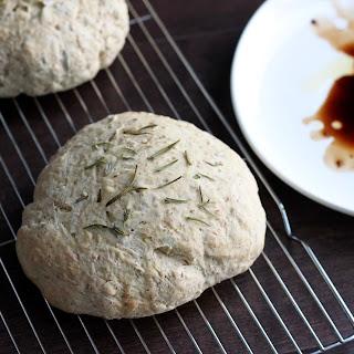 Rosemary and Herb Focaccia Bread Recipe