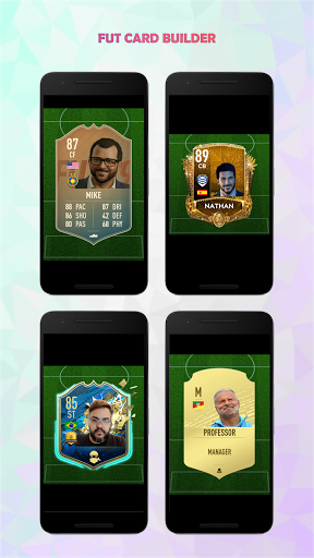 FUT Card Builder 20 6.0.0 screenshots 5