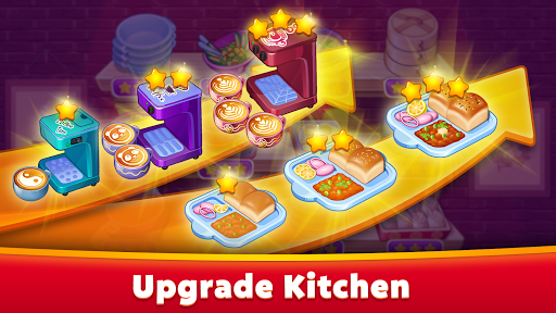 Asian Cooking Star: Crazy Restaurant Cooking Games apkpoly screenshots 3