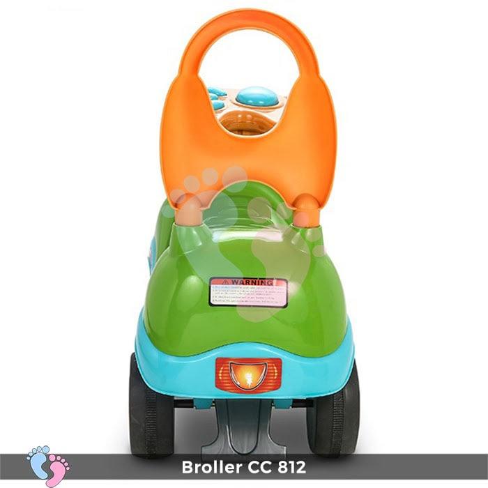 Xe chòi chân trẻ em Broller CC YH-812 8