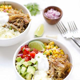 Easy Dinner Ideas - Pulled Pork Quinoa Bowls
