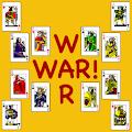 WAR! Card Game - Win Real CASH