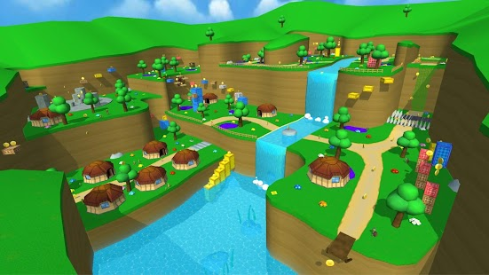 [3D Platformer] Super Bear Adventure - náhled