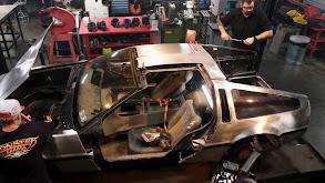 Delorean Hovercraft & 200mph Rampage thumbnail