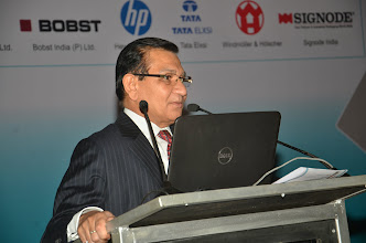 Photo: Rakesh Shah, Managing Director,  Windmoeller & Hoelscher Corporation