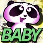 Flying Baby Panda