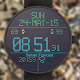 LED Watch face with Weather APK