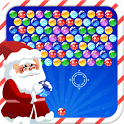 Bubble Shooter: Christmas day icon