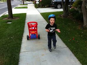 Photo: Clark's Helmet