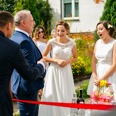 Wedding photographer Robert Czupryn (RobertCzupryn). Photo of 07.07.2017
