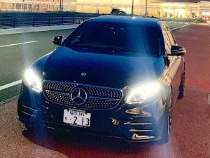 Eクラス セダン  W213型 E200 アバンギャルドスポーツのカスタム事例画像 さだひろさんの2019年03月17日00:43の投稿