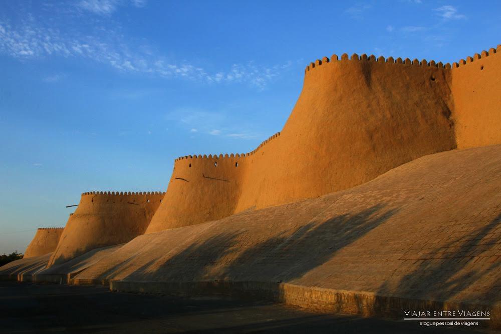 Khiva, a cidade intramuros da Rota da Seda | Uzbequistão