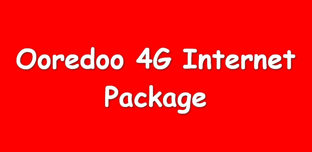 Ooredoo Internet Package 1 0 Apk Download - com aysha siddika