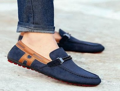 Men's Shoes Design Ideas - náhled