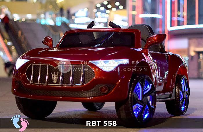 Xe hơi điện trẻ em RBT-558 3