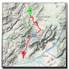 GPS Route Finder Maps Navigation icon