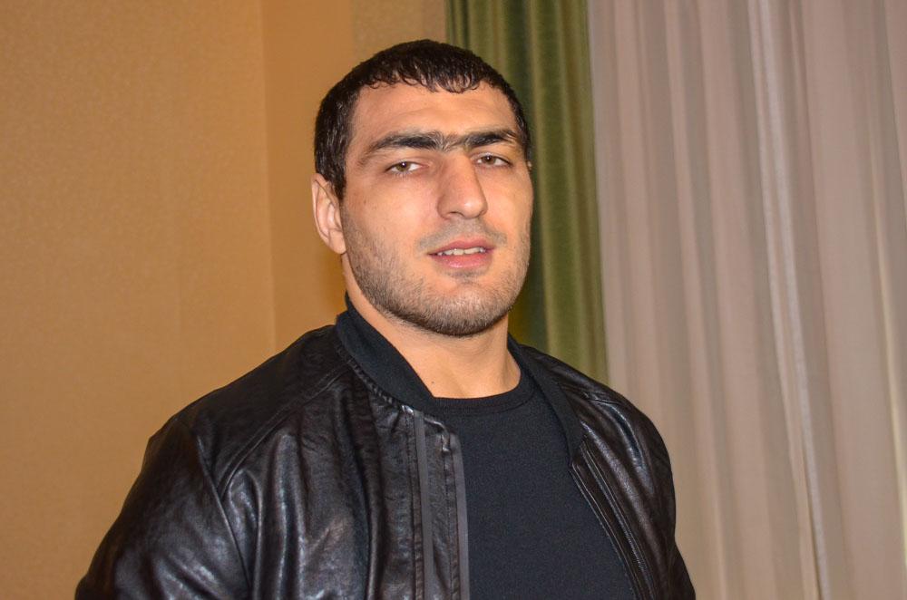 Шамиль Абасов, ММА