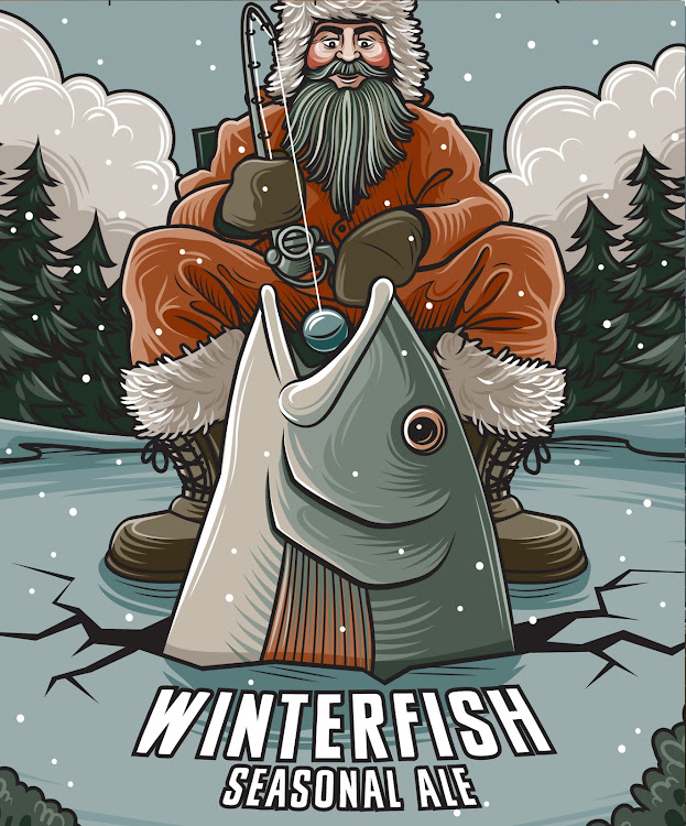 Logo of Fish Ales Winterfish