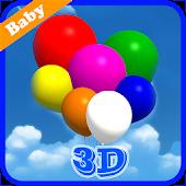 Pop Balloon Baby 3D