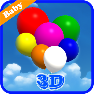 Pop Balloon Baby 3D for PC and MAC