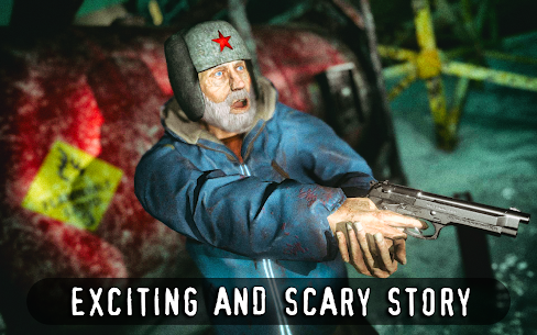 Antarctica 88: Scary Action Survival Horror Game Mod Apk 1.4.5 (Unlimited Money) 7