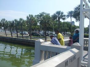 Photo: on the afternoon of June 2, we also went to the St. Petersburg Pier