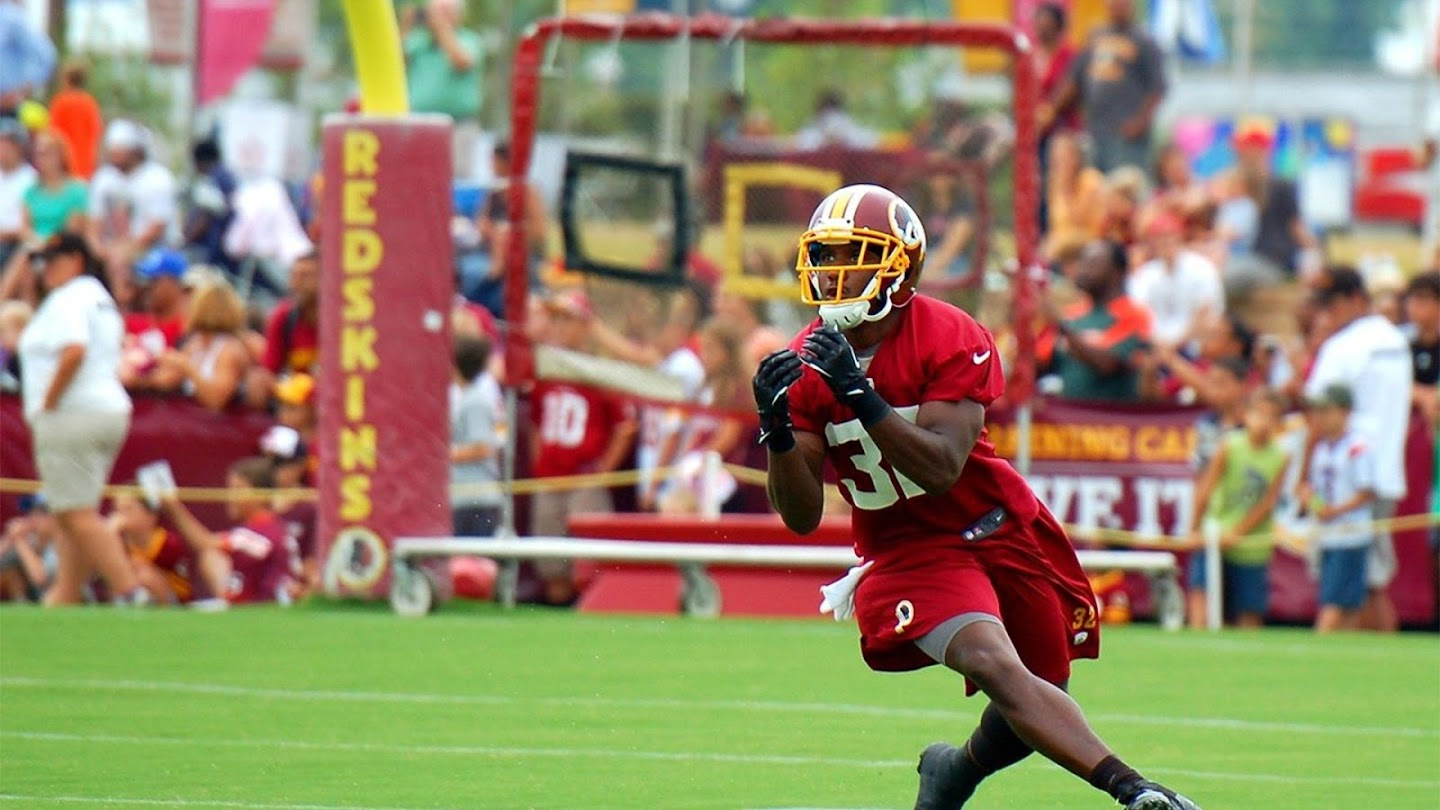 Watch Redskins Training Camp Daily live