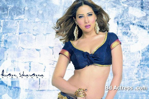 Bollywood Actress Kim Sharma Photo-06
