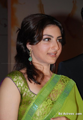 Bollywood Actress Soha Ali Khan Photo-01