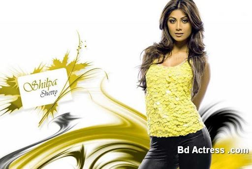Bollywood Actress Shilpa Shetty Photo-07