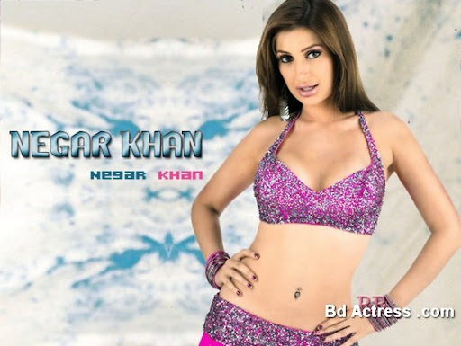 Bollywood Actress Negar Khan Photo-01