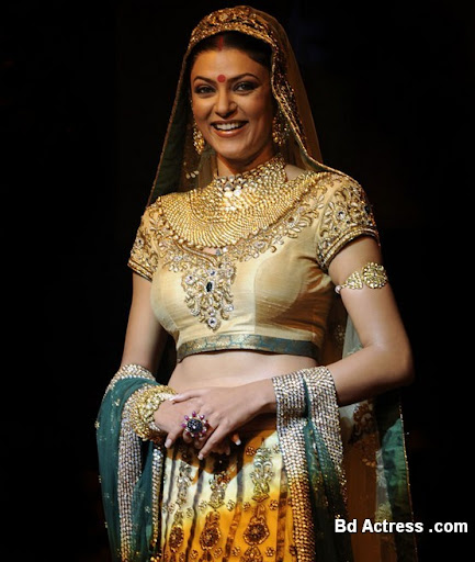 Bollywood Actress Sushmita Sen Photo-01