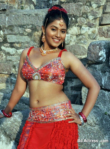 South Indian Actress Anjali Photo-02
