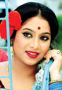 Beautiful Bangladeshi actress Shabnur lovely face