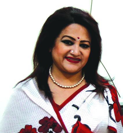 Bangladeshi famous actress Bobita