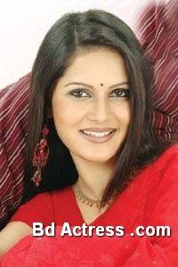 Bangladeshi Model Mithila smile