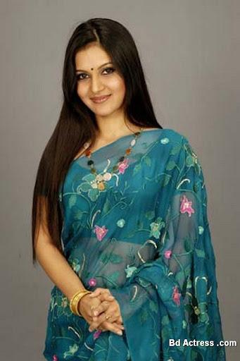 Bangladeshi Model Mithila Photo