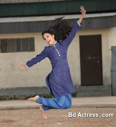 Bangladeshi Model Nabila Karim