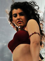 Glamour Model Archana Thumbnail