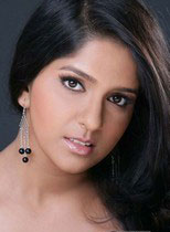 Indian Model Aparna Nair Thumbnail