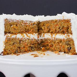 Best Homemade Carrot Cake.