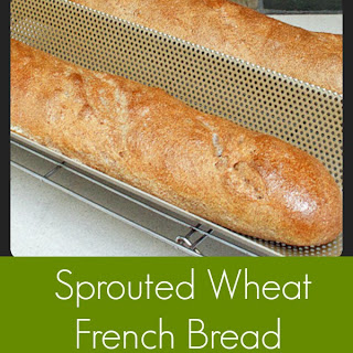 Sprouted Wheat French Bread