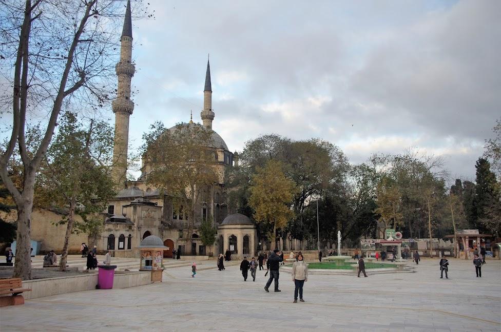 Qué ver en Estambul. Mezquita de Eyüp