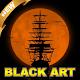 Black Art Wallpaper Full HD APK