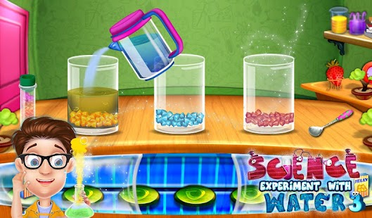 Science Experiment With Water3- screenshot thumbnail